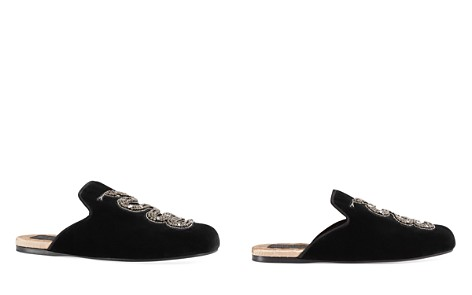 Gucci Lawrence Embellished Mules - Bloomingdale's_2