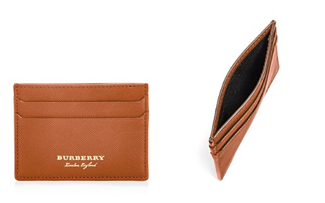 Burberry Trench Leather Sandon Card Case - Bloomingdale's_2