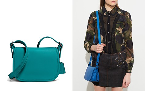 COACH Saddle Bag 18 in Glovetanned Leather - Bloomingdale's_2