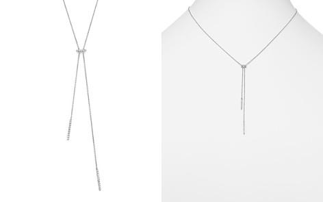 "KC Designs 14K White Gold Diamond Modern Lariat Necklace, 18"" - Bloomingdale's_2"