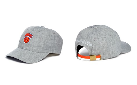 MITCHELL & NESS New York Knicks Appliqué Woven NBA Cap - 100% Exclusive - Bloomingdale's_2