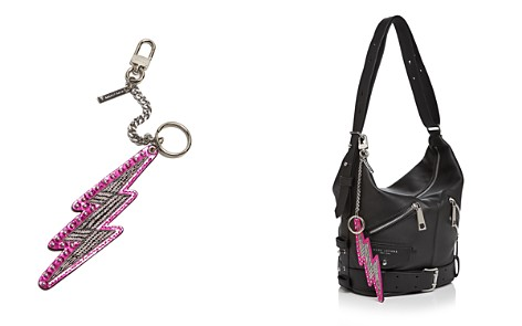 MARC JACOBS Lightning Bolt Bag Charm - Bloomingdale's_2