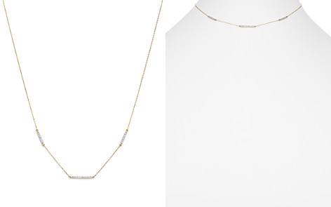 "Adina Reyter 14K Yellow Gold Triple Pavé Diamond Bar Choker Necklace, 13.5"" - Bloomingdale's_2"