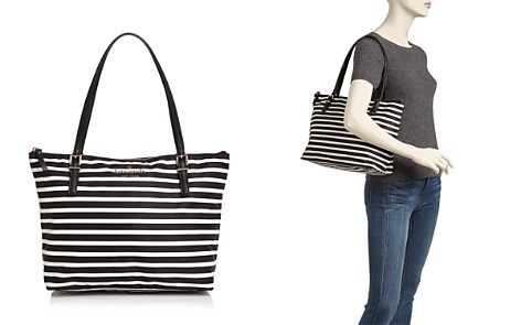 kate spade new york Watson Lane Maya Striped Small Tote - Bloomingdale's_2