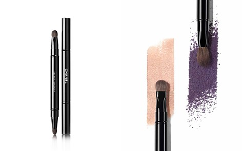 CHANEL Retractable Dual-Tip Eyeshadow Brush - Bloomingdale's_2