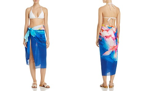 Gottex Hawaii Silk Pareo Swim Cover-Up - Bloomingdale's_2
