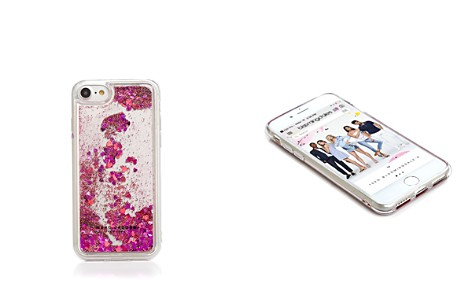 MARC JACOBS Floating Glitter iPhone 7/8 Case - Bloomingdale's_2