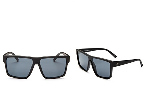 Le Specs Minimal Magic Shield Sunglasses, 60mm - Bloomingdale's_2