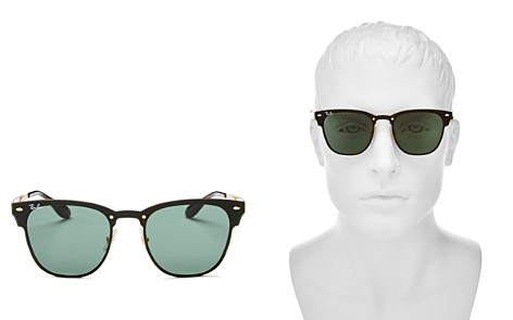 Ray-Ban Unisex Blaze Rimless Wayfarer Sunglasses, 54mm - Bloomingdale's_2