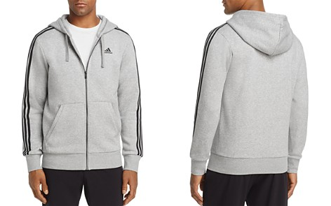 adidas Originals ESS Fleece Zip Sweatshirt - Bloomingdale's_2