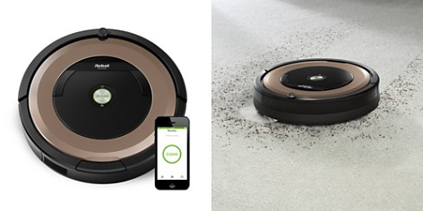 iRobot Roomba 895 Wi-Fi Connected Vacuuming Robot - Bloomingdale's Registry_2