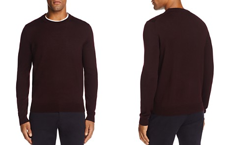 The Men's Store at Bloomingdale's Merino Crewneck Sweater - 100% Exclusive _2