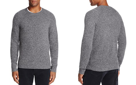 The Men's Store at Bloomingdale's Crewneck Donegal Cashmere Sweater - 100% Exclusive _2