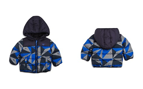 Armani Junior Boys' Reversible Printed Puffer - Baby - Bloomingdale's_2