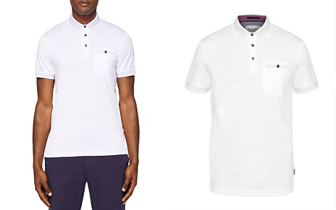 Ted Baker Rickee Solid Regular Fit Polo - Bloomingdale's_2