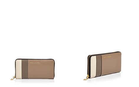 MARC JACOBS Standard Color Block Saffiano Leather Continental Wallet - Bloomingdale's_2