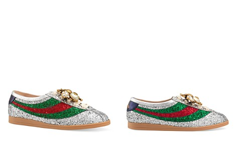 Gucci Falacer Embellished Sneakers - Bloomingdale's_2