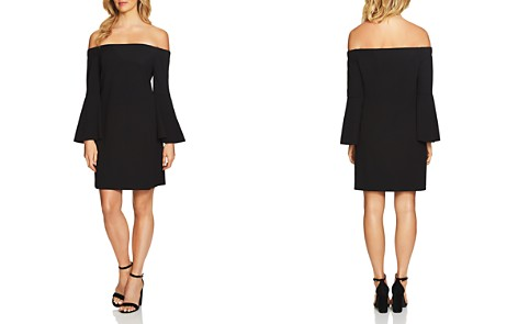 CeCe by Cynthia Steffe Hadley Off-the-Shoulder Dress - Bloomingdale's_2
