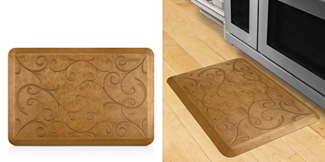 WellnessMats Estates Copper Leaf Bella Mat - Bloomingdale's_2