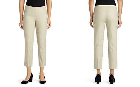 Lafayette 148 New York Metropolitan Stretch Cropped Bleecker Pants - Bloomingdale's_2