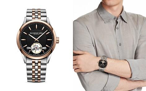 Raymond Weil Freelancer Watch, 42.5mm - Bloomingdale's_2