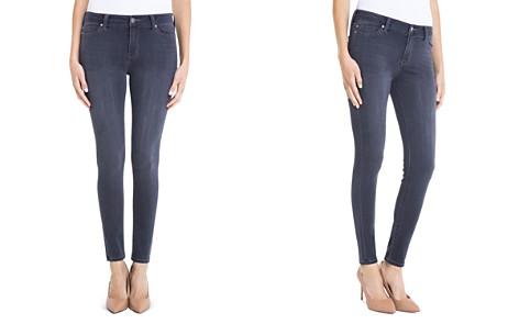 Liverpool Abby Skinny Jeans in Meteorite Grey - Bloomingdale's_2