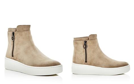Via Spiga Women's Easton Suede Platform High Top Sneakers - Bloomingdale's_2
