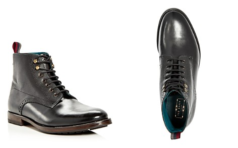 Ted Baker Men's Dhavin Leather Lace Up Boots - Bloomingdale's_2