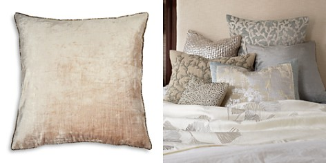 "Michael Aram Beaded Velvet Decorative Pillow, 18"" x 18"" - Bloomingdale's_2"