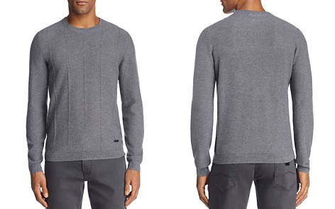 Armani Collezioni Ribbed Cashmere Sweater - Bloomingdale's_2