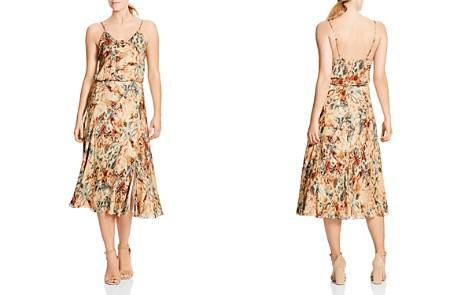 Haute Hippie Solar Bird Silk Dress - Bloomingdale's_2