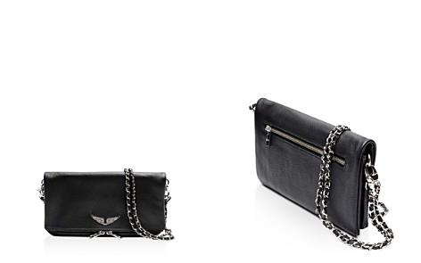 Zadig & Voltaire Rock Multi Zipper Leather Crossbody - Bloomingdale's_2