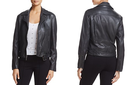 Kenneth Cole Leather Moto Jacket - Bloomingdale's_2