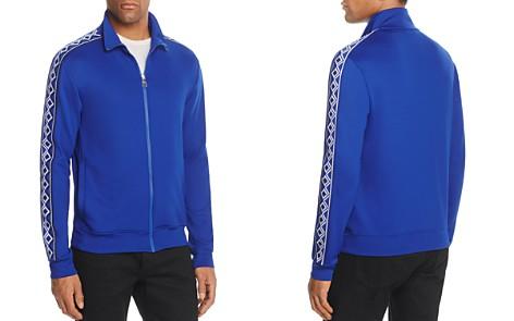 Versace Geometric Full Zip Track Jacket - Bloomingdale's_2