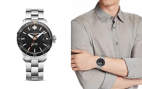 Baume & Mercier Clifton Watch, 40mm - Bloomingdale's_2