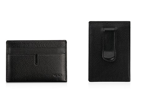 Tumi Chambers Money Clip Card Case - Bloomingdale's_2
