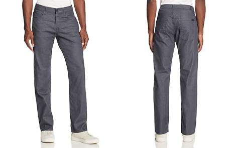 7 For All Mankind Austyn Relaxed Fit Jeans in Grey - Bloomingdale's_2