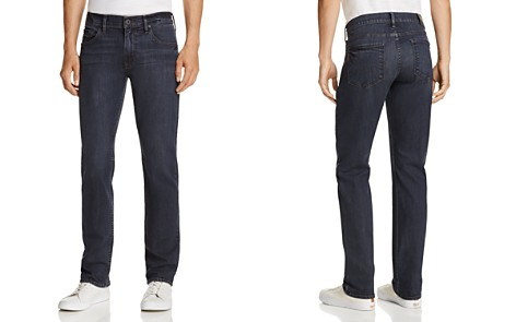 PAIGE Federal Slim Fit Jeans in Triton - Bloomingdale's_2