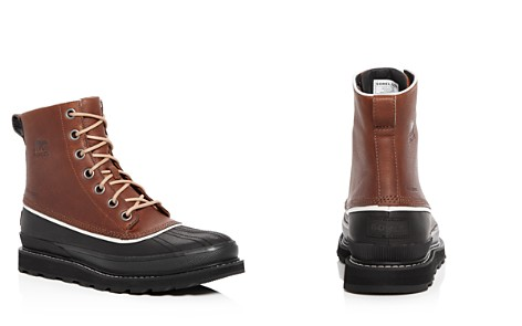 Sorel Men's Madson 1964 Waterproof Leather Cold Weather Boots - Bloomingdale's_2