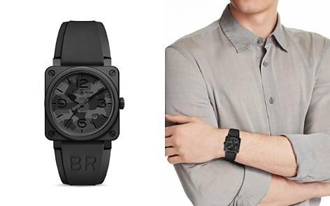 Bell & Ross BR 03-92 Black Camo Watch, 42mm - Bloomingdale's_2
