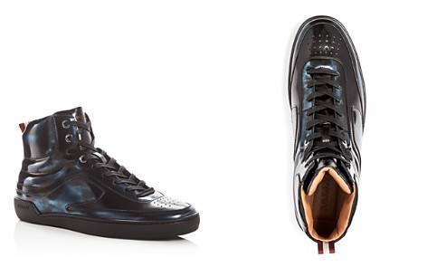 Bally Men's Etra Distressed Leather High Top Sneakers - Bloomingdale's_2