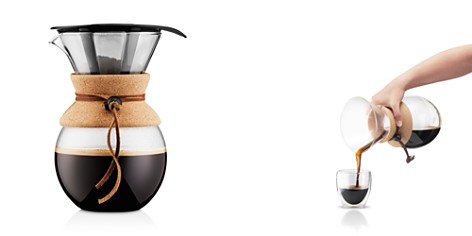Bodum 34oz Cork Pour Over Coffee Maker - Bloomingdale's_2