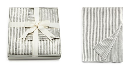 Elegant Baby Unisex Twisted-Yarn Blanket - Bloomingdale's_2