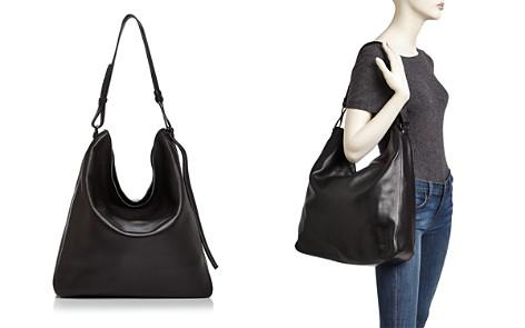 HALSTON HERITAGE Elsa Large Leather Shoulder Bag - Bloomingdale's_2