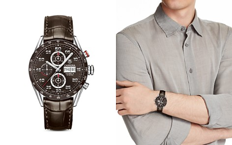 TAG Heuer Carrera Chronograph, 43mm - Bloomingdale's_2
