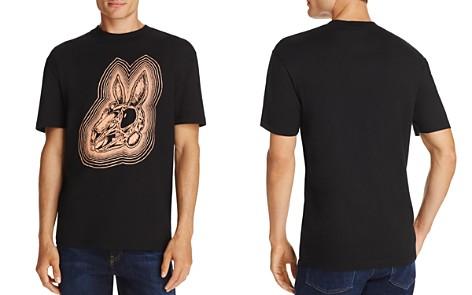 McQ Alexander McQueen Dropped Shoulder Bunny Skull Crewneck Short Sleeve Tee - Bloomingdale's_2
