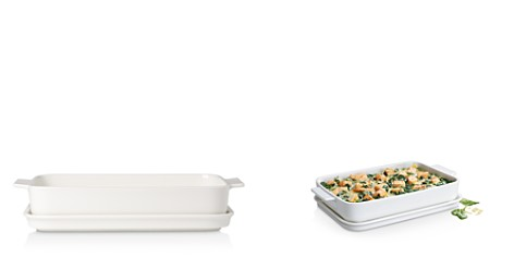 "Villeroy & Boch Clever Cooking 11.75"" Rectangular Baking Dish with Lid - Bloomingdale's_2"