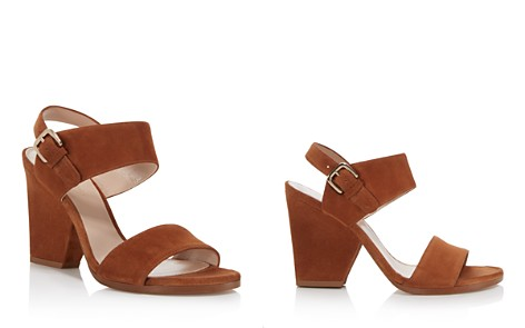 Stuart Weitzman Women's Partisan Suede High-Heel Sandals - Bloomingdale's_2