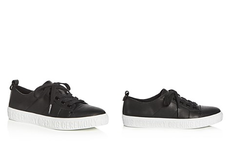 Opening Ceremony Women's La Cienega Leather Lace Up Sneakers - Bloomingdale's_2