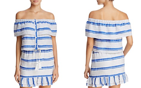 Lost + Wander Bora Bora Off-the-Shoulder Top - Bloomingdale's_2